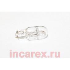 Лампа накаливания 12v-5w  белая ( рыбка )