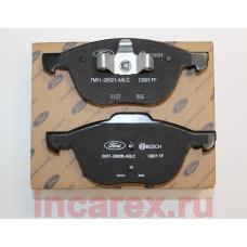 Колодки тормозные передние Focus 2 комфорт (FORD ASIA)