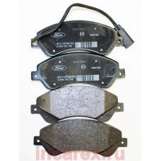 Колодки тормозные передние к-т (Comfort) FWD оригинал!!! без коробки