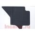 Коврики резиновые задние MAZDA BT-50 06-12