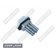 Резистор вентилятора отопителя NISSAN TIIDA (07-…)
